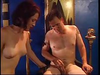 Unending sexual fun having by blonde shemale