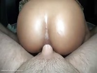Blondie fucked by her boyfriend in her ass
