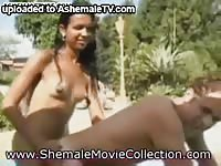 Men being fucked by shemale hardcore compilation video