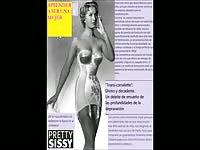 Femininity Lingerie Sissy Spanish